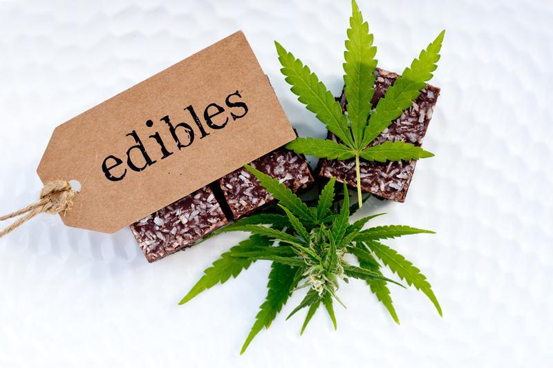North American Marijuana Edibles Market Will Hit $4 Billion by 2022
