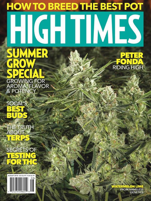 High Times Acquires Spannabis