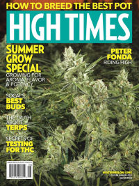 High Times Acquires Spannabis