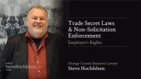 Trade Secret Laws and Non-Solicitation Enforcement